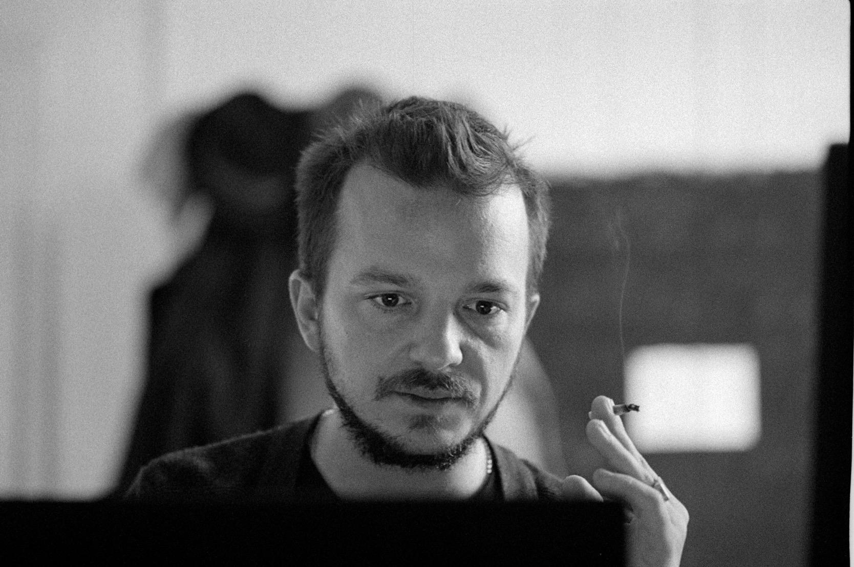 Peter Christof Composing
