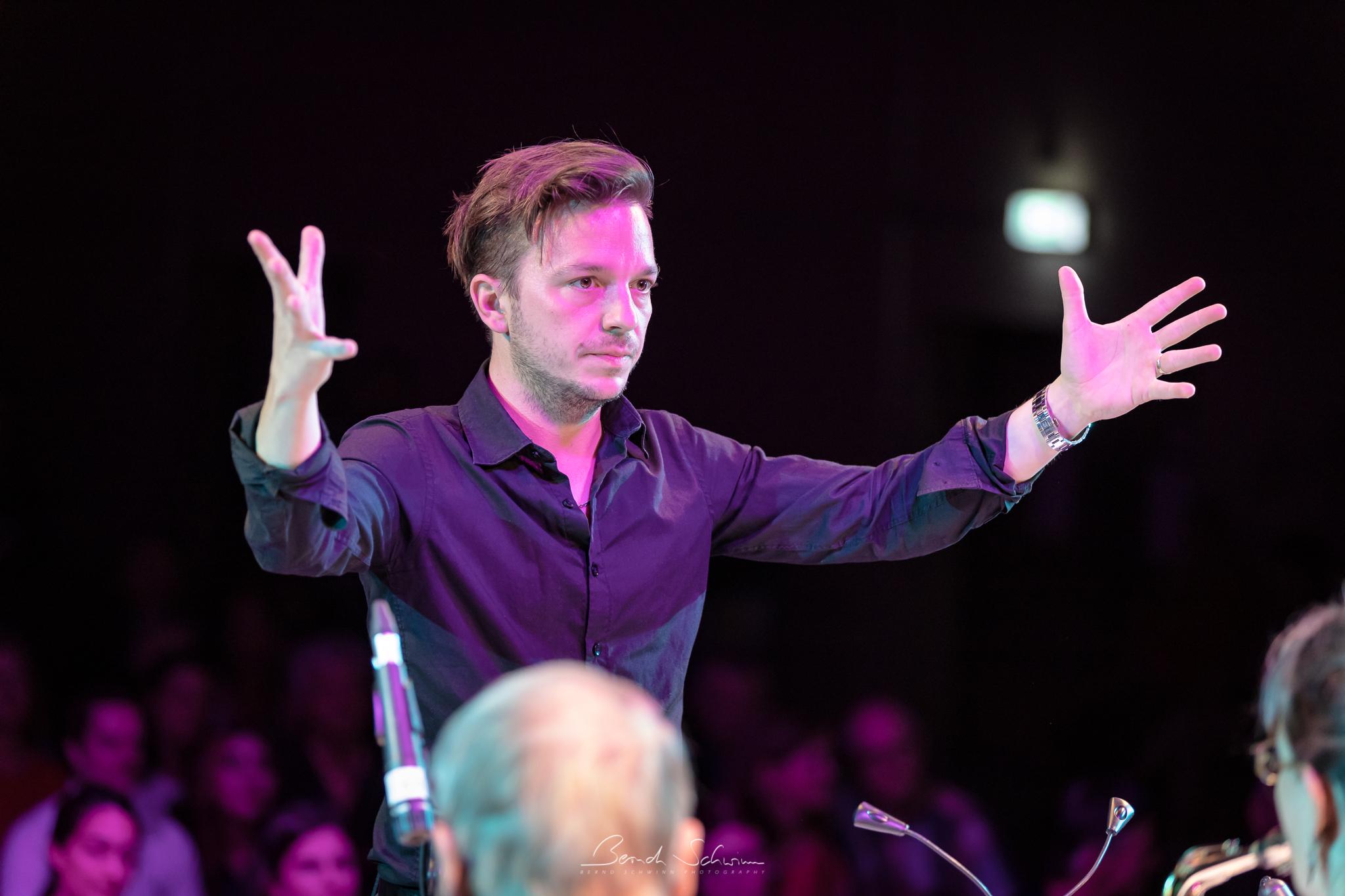 Peter Christof Conducting