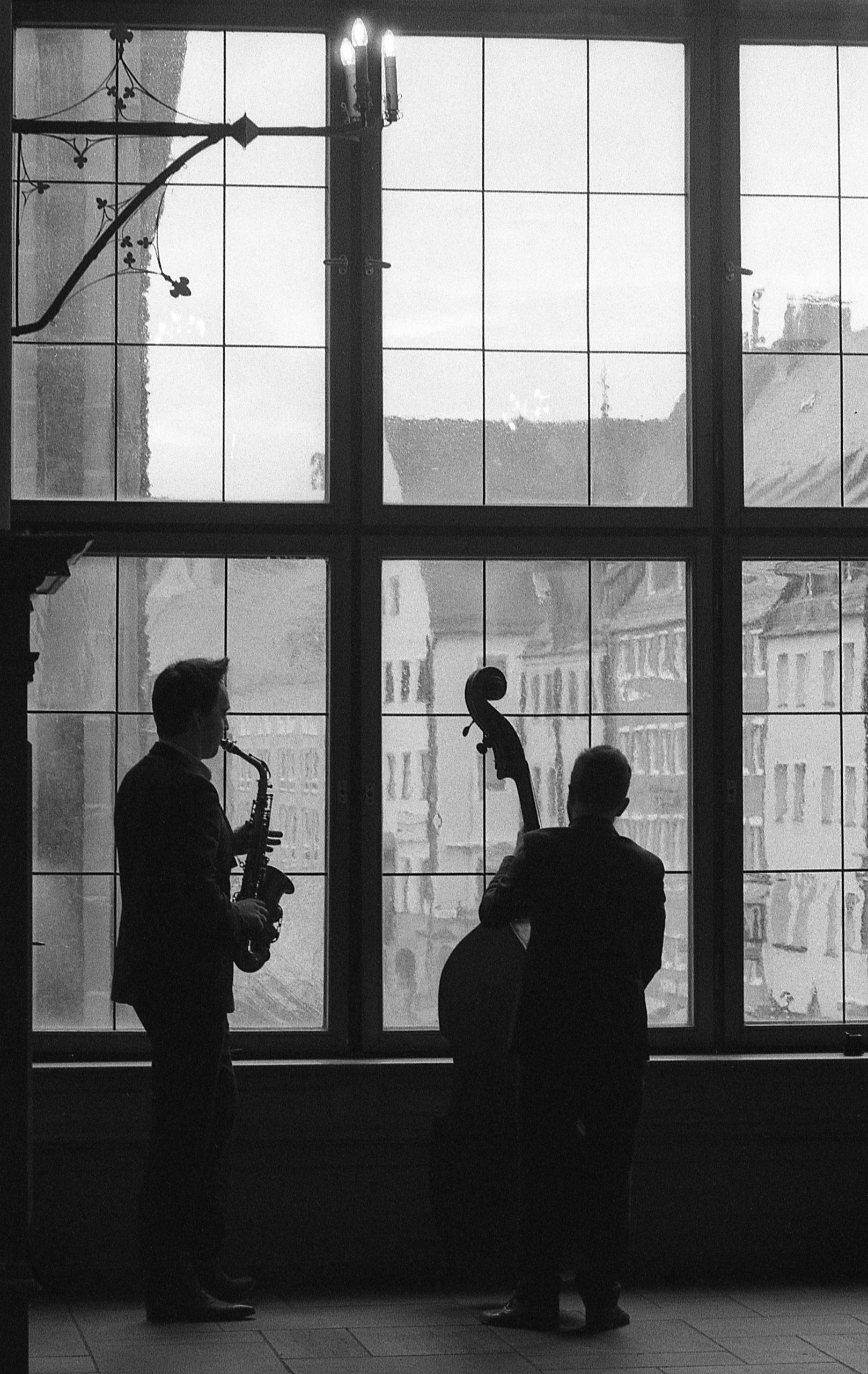 Peter Christof im alten Rathaussaal Nürnberg